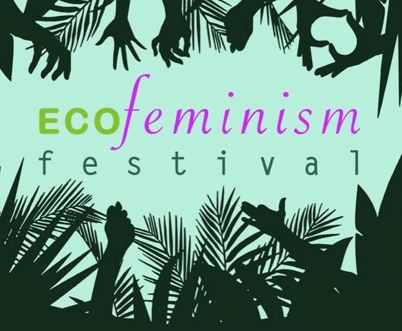 Mile End Park's Art Pavilion's Ecofeminism Exhibition